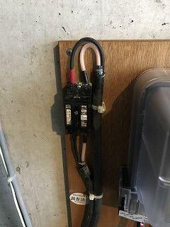 漏電ブレーカー